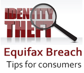 Equifax Breach Tips for consumers